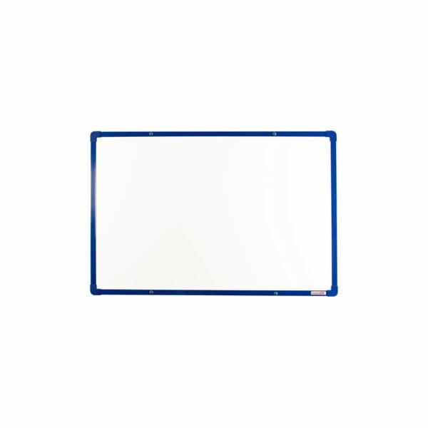 Tabule VMS VISION magnetická boardOK 60 x 90 cm, lakovaný povrch, modrý rám U20