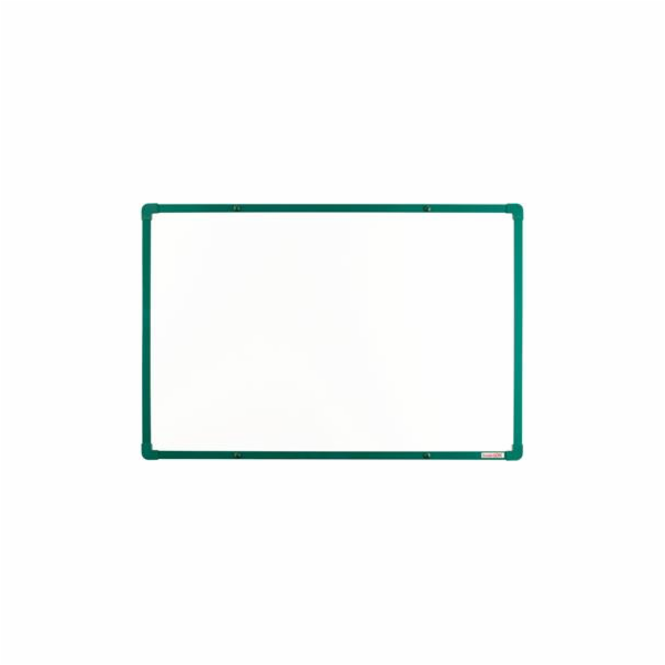Tabule VMS VISION magnetická boardOK 60 x 90 cm, lakovaný povrch, zelený rám U20