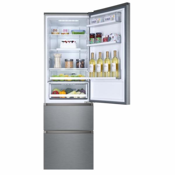 Haier HTR5619ENMG kombinovaná lednice/mrazák