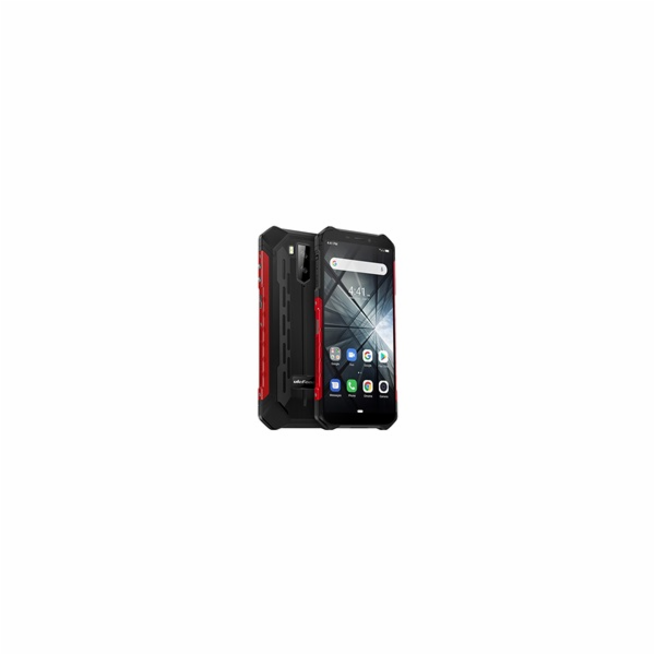 """UleFone smartphone Armor X3, 5,5"""" Red 5,5"""" Android 9 Pie 32GB, 5000mAh"""