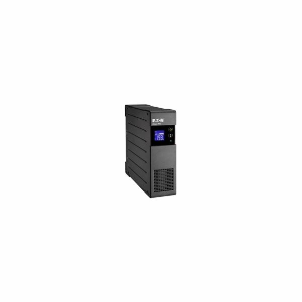 Rozbaleno - Eaton Ellipse PRO 850 FR, UPS 850VA, 4 zásuvky, LCD, české zásuvky, bazar