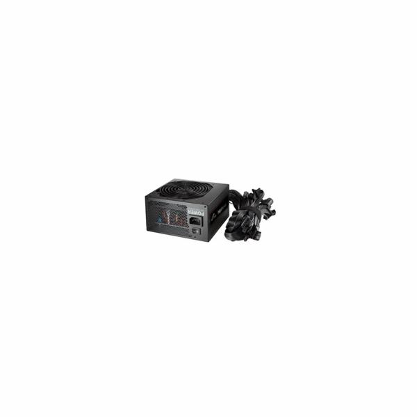 Fortron zdroj 500W HYDRO PRO 500 Bulk, 230V, 80PLUS Bronze, Single rail design, OCP,OVP,SCP,OPP, 12cm