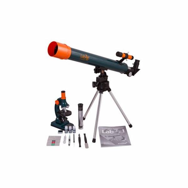 Sada Levenhuk LabZZ MT2 Kit (microscope+telescope)