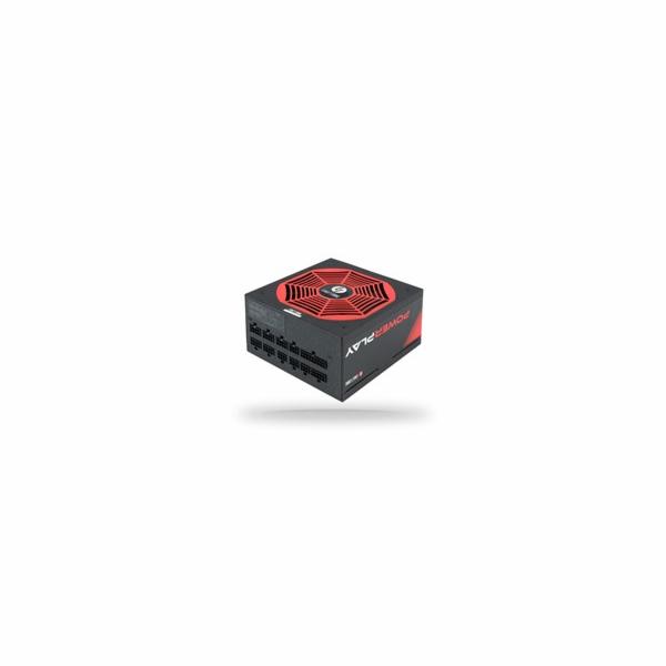 CHIEFTEC zdroj Chieftronic GPU-850FC, 850W, PFC, 14cm fan, 80+ Platinum