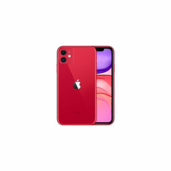 iPhone 11 128GB Red APPLE