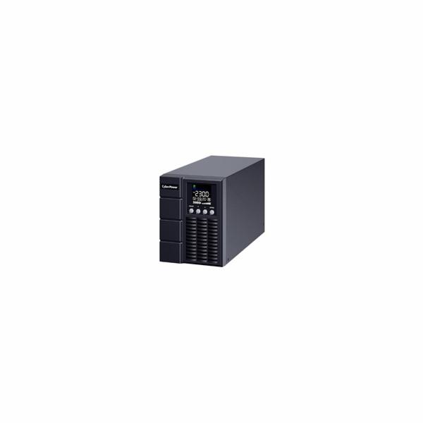 CyberPower Main Stream OnLine S UPS 1000VA/900W, Tower, IEC C13 (1), SCHUKO (2)