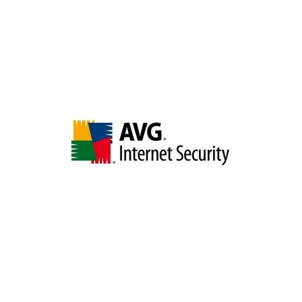 Software AVG Prodloužení Internet Security 3lic., 2 roky, elektronicky