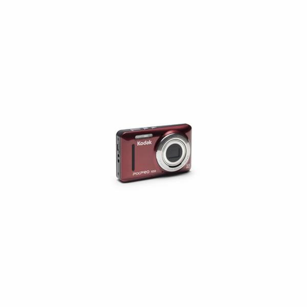 Digitální fotoaparát Kodak FRIENDLY ZOOM FZ53 Red