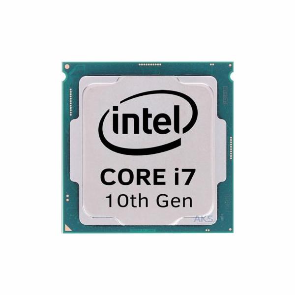 Procesor Intel Core i7-10700K 3,80GHz 16MB L3 LGA1200, tray (bez chladiče)