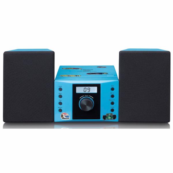 Lenco MC-013 modrá