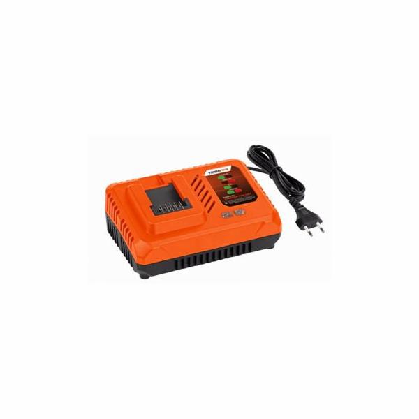 Nabíječka Powerplus POWDP9051 20 V/40 V - 4 Ah