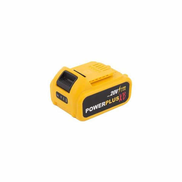 Baterie Powerplus POWXB90050 20 V, 4 Ah