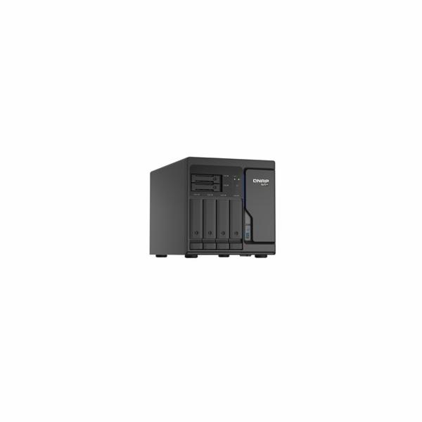 QNAP TS-h686-D1602-8G (2C/Xeon D-1602/2,5-3,2GHz/8GBRAM/4x3,5SATA/2x2,5SATA/2xM.2/4x2,5GbE/3xUSB3.2/
