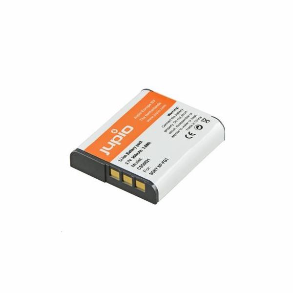 Baterie Jupio NP-FG1 Infochip pro Sony 960 mAh
