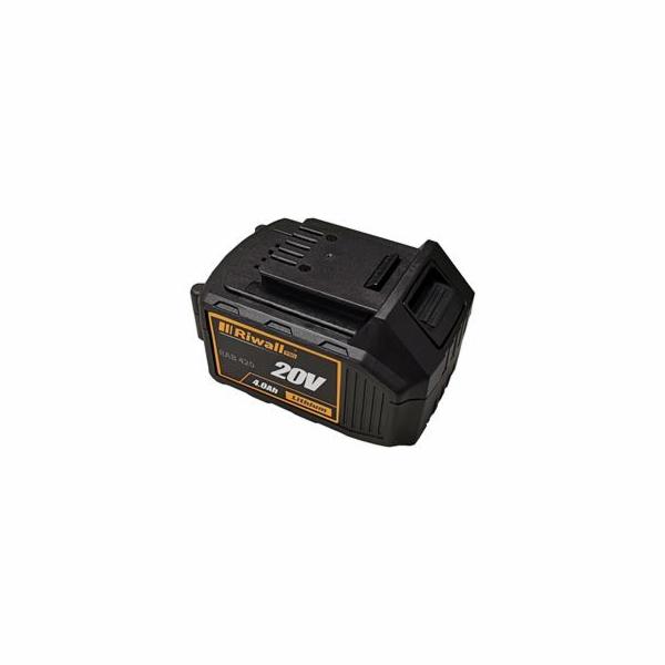 Baterie Riwall PRO RAB 420 (20 V, 4 Ah)