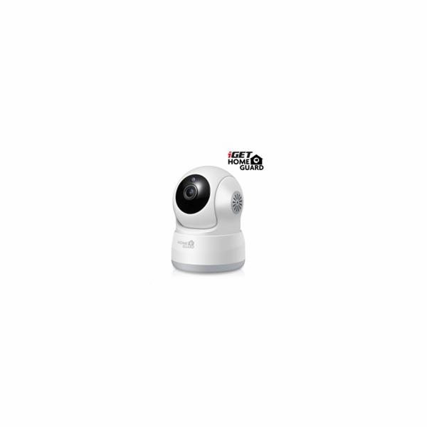 Kamera iGET HOMEGUARD HGWIP711 bezdrátová rotační IP HD 720p kamera, FTP, Email, WiFi, noční vidění, microSD slot, rozba