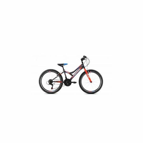 Horské jízdní kolo Capriolo DIAVOLO 400/18HT grey red (2020)