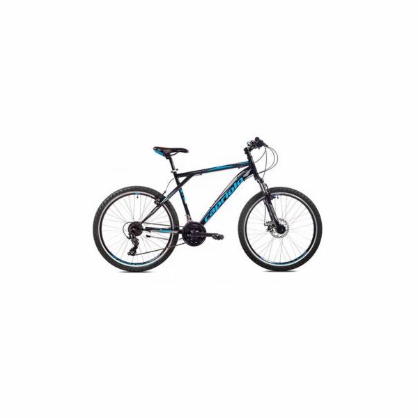 """Horské jízdní kolo Capriolo ADRENALIN 29""""/21HT black - blue"""