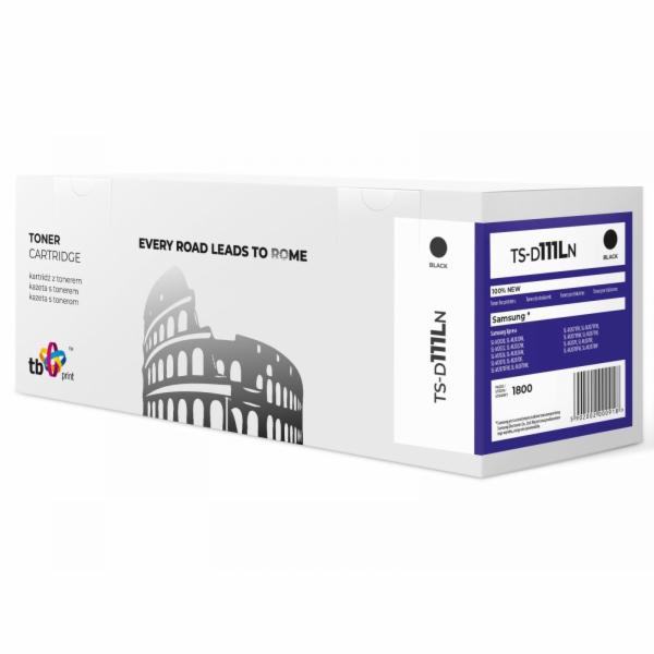Toner TB kompatibilní s Samsung MLT-D111L TS-D111LN 100% new