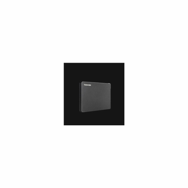 "TOSHIBA HDD CANVIO GAMING 2TB, 2,5"", USB 3.2 Gen 1, černá / black"