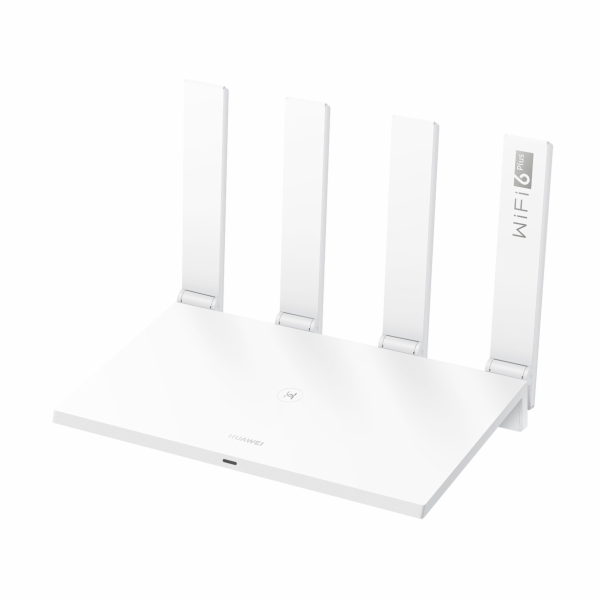 HUAWEI Router AX3, Wifi 6, White