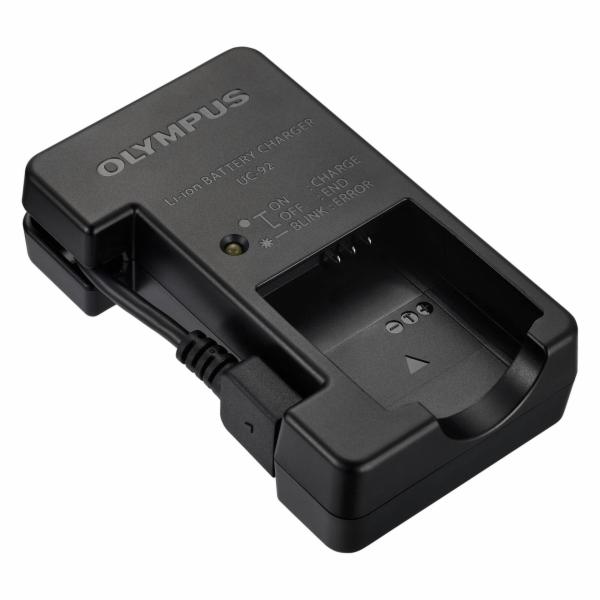 Olympus UC-92 multi-charger for LI-90B/LI-92B