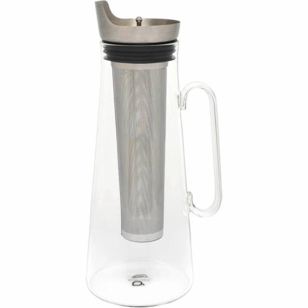 Bredemeijer konvice na led.caj 1,2l sklo s nerez.filtrem 165003