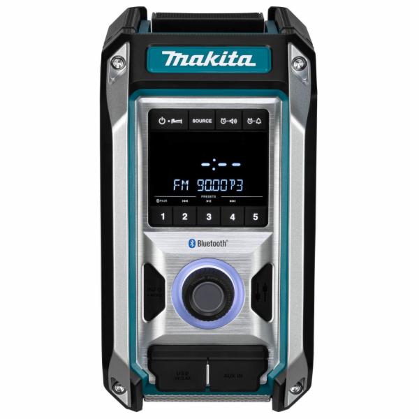 Makita DMR 114 radio na stavbu