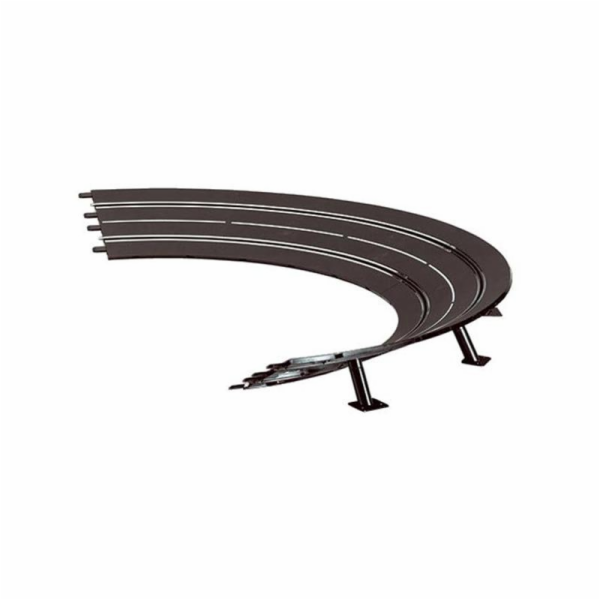 Zatáčka Carrera 20575 Evolution 2/30°, 6 kusů