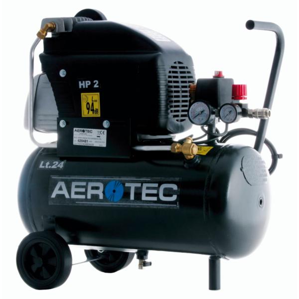 Aerotec 220-24 FC pístový kompresor
