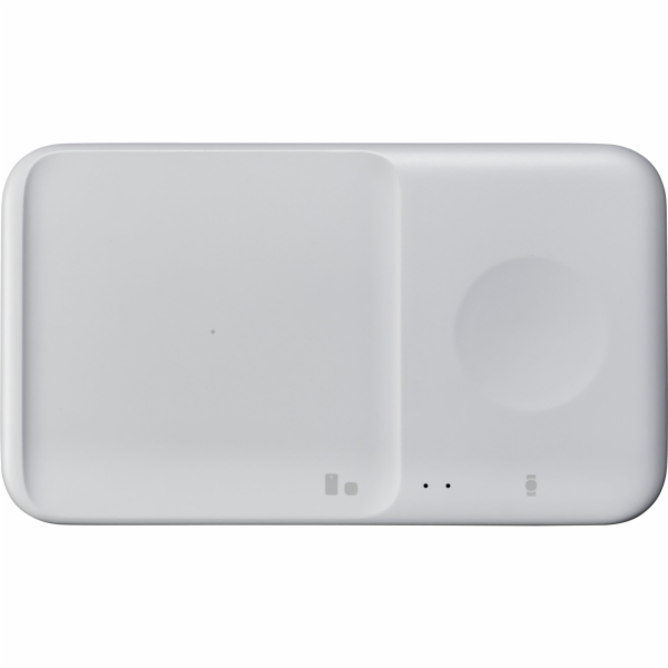 Samsung Wireless Charger Duo white with Travel Adapter