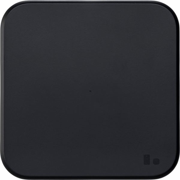 Samsung Wireless Charger Pad black with Travel Adapter