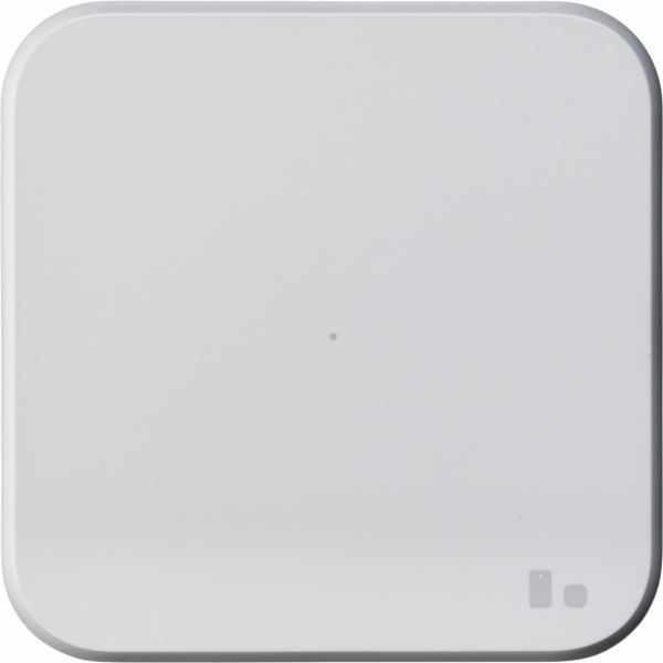 Samsung Wireless Charger Pad white with Travel Adapter