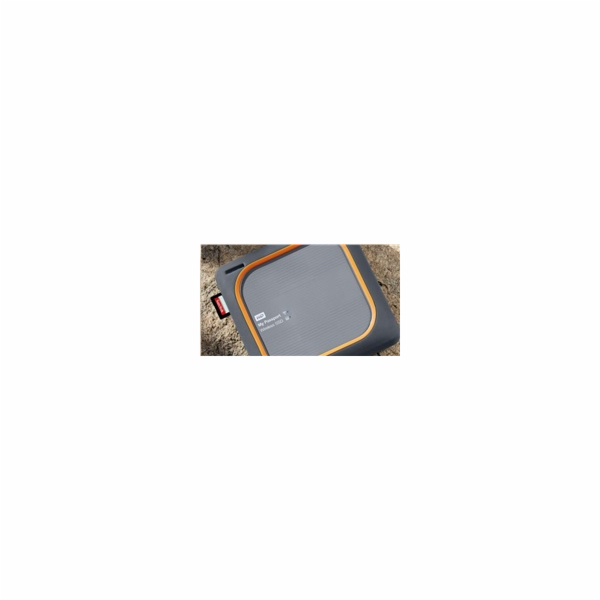 WD My Passport Wireless SSD 2TB Ext. USB3.0, SD Card,