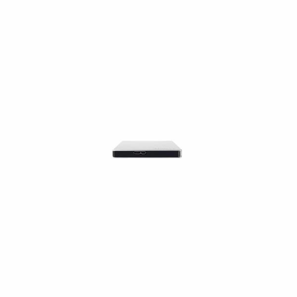 """TOSHIBA HDD CANVIO SLIM 2TB, 2,5"""", USB 3.2 Gen 1, stříbrná / silver"""