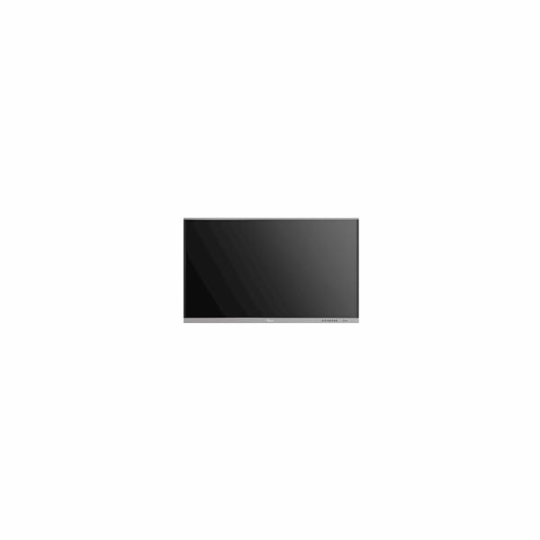 """Optoma 5861RK IFPD 86"""" - interaktivní dotykový, 4K UHD, multidotyk 20prstu, Android, antireflexní tv"""