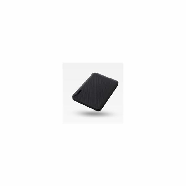 "TOSHIBA HDD CANVIO ADVANCE (NEW) 2TB, 2,5"", USB 3.2 Gen 1, černá / black"