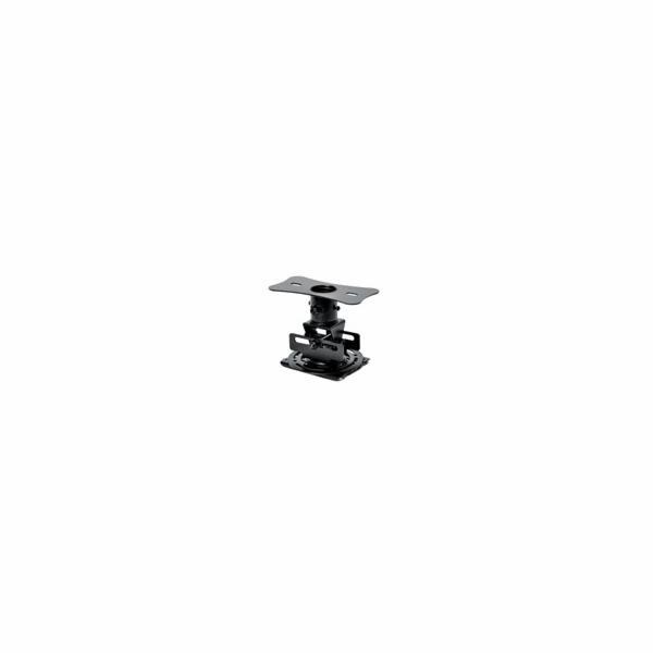 Optoma univerzální stropní držák, černý (70mm), 15kg, posk obal