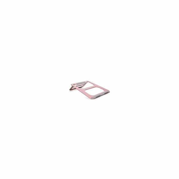 COTEetCI hliníkový podstavec pro notebooky růžovo-zlatý