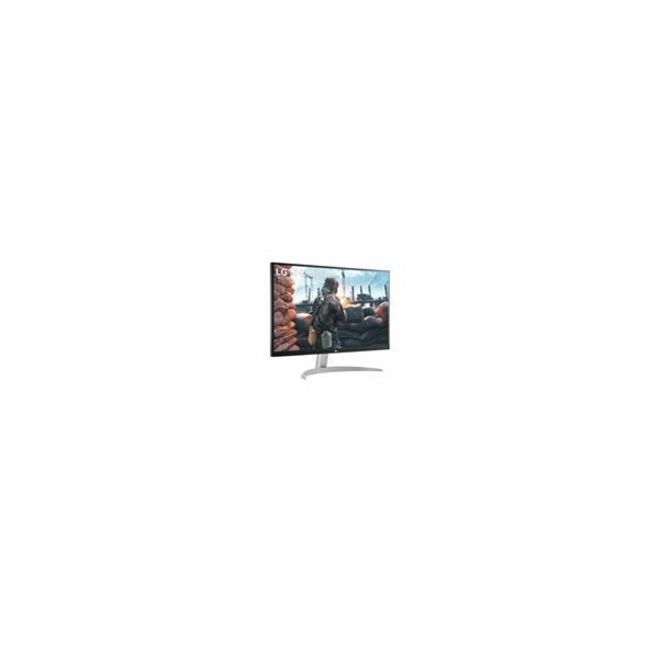 "LG MT IPS LCD LED 27"" 27UP600 - IPS panel, 3840x2160, 400cd, 2xHDMI, DP"