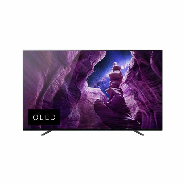 Sony KD-65A8 165.1 cm (65 ) 4K Ultra HD Smart TV Wi-Fi Grey