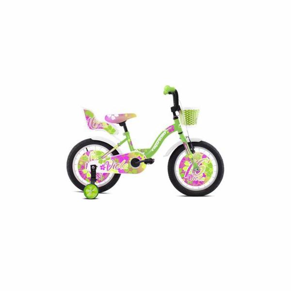 """Dětské jízdní kolo Capriolo BMX 16"""" VIOLA"""