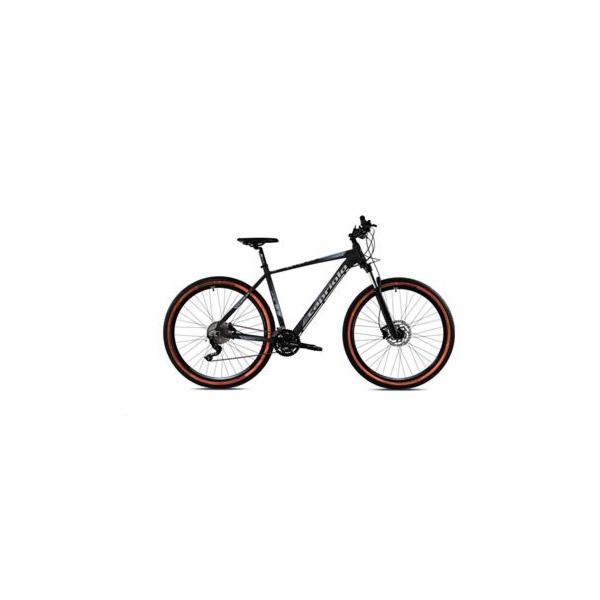 """Horské jízdní kolo Capriolo LEVEL 9.5 29""""/19AL modrý matný, šedý(2021)"""
