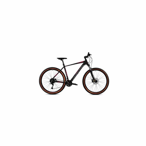 "Horské jízdní kolo Capriolo LEVEL 9.4 29""/19AL ČERVENO-ORANŽOVO-ČERNÝ (2021)"