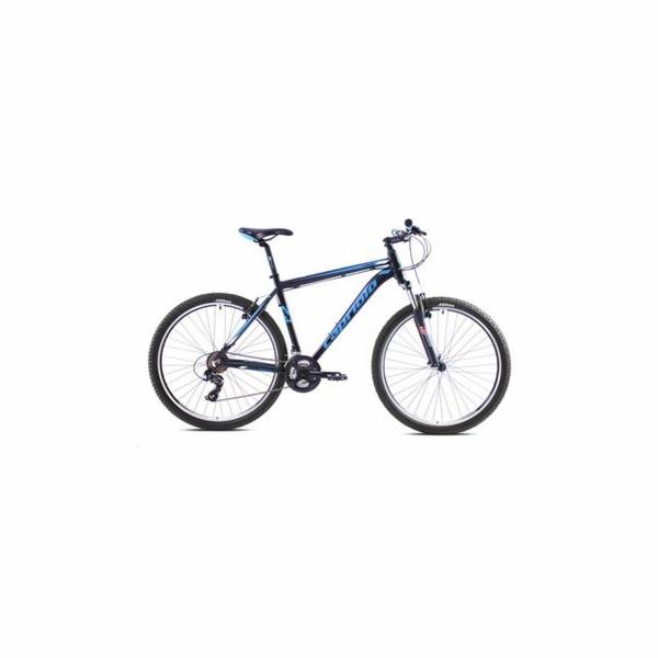 """Horské jízdní kolo Capriolo LEVEL 7.1 27,5""""/18AL černo-modrá"""