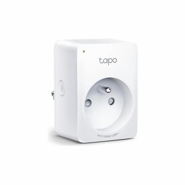 Chytrá zásuvka TP-Link Tapo P110(1-pack) regulace 230V přes IP, Cloud, WiFi, monitoring spotřeby
