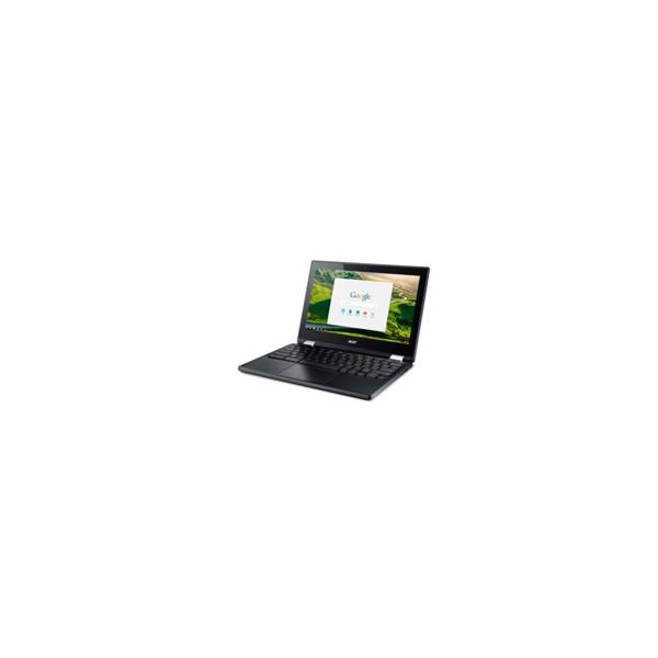 "ACER NTB EDU Chromebook 311 (C733T-C3YV) - 11,6"" touch HD,Celeron N4120,4GB,64GB,Intel UHD Graphics 600,Chrome OS,Černá"