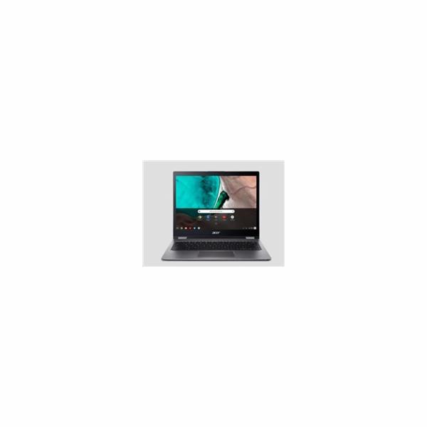 "ACER NTB Chromebook Spin 13 - i3-8130U@2.20 GHz,8GB,128GBSSD,13.5"" IPS Touch,WIFI+BT,cam,USB3.0,USB Type-C,GC-OS,Šedá"