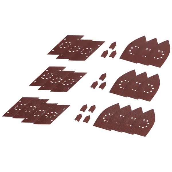 Sada brusných papírů Ryobi SMS30A