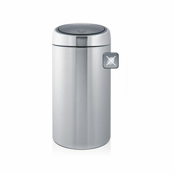 Odpadkový koš Brabantia TwinBin 20l (401084), nerez
